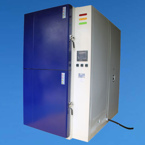 冷热温度冲击试验箱(两箱)