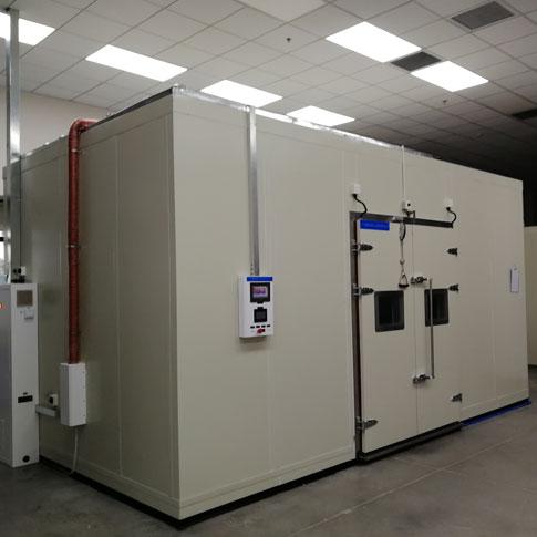 模拟环境实验室