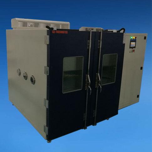 分体式高低温湿热试验箱